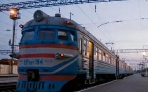 приміський поїзд