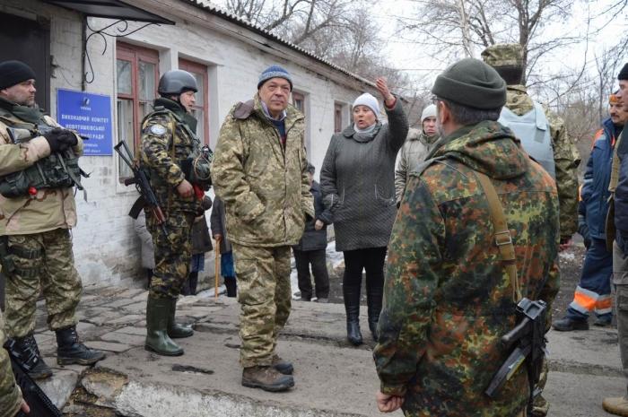 делегація посольства сша луганщина
