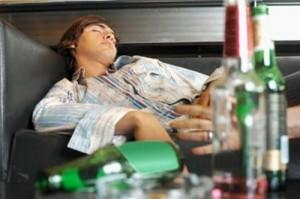 опяніння алкоголем