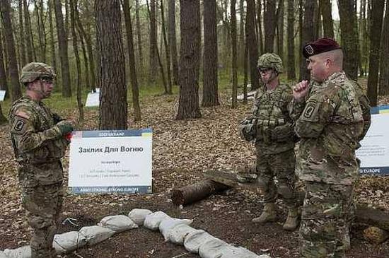 військові навчання Fearless Guardian-2015