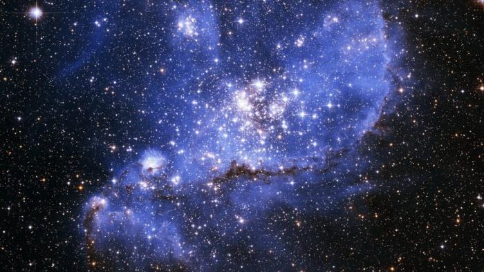 яскраві зірки космосу