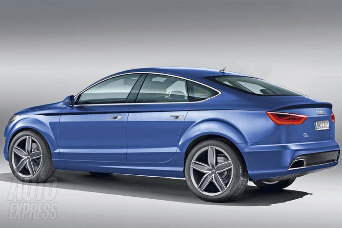 електричний Audi Q6