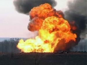 склад боєприпасів вибух