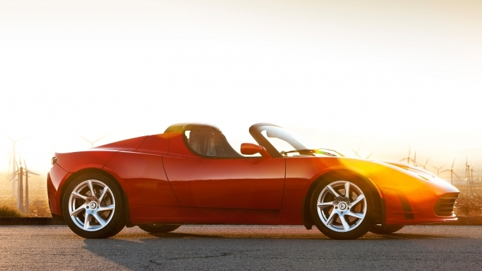 Tesla Roadster 3.0
