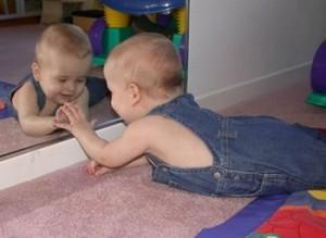 діти дзеркало