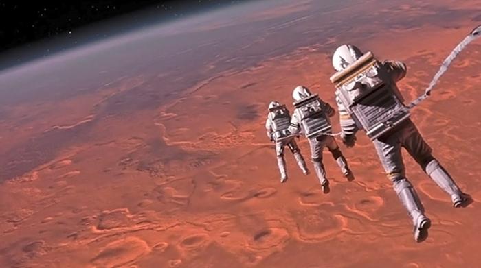 місія на марс