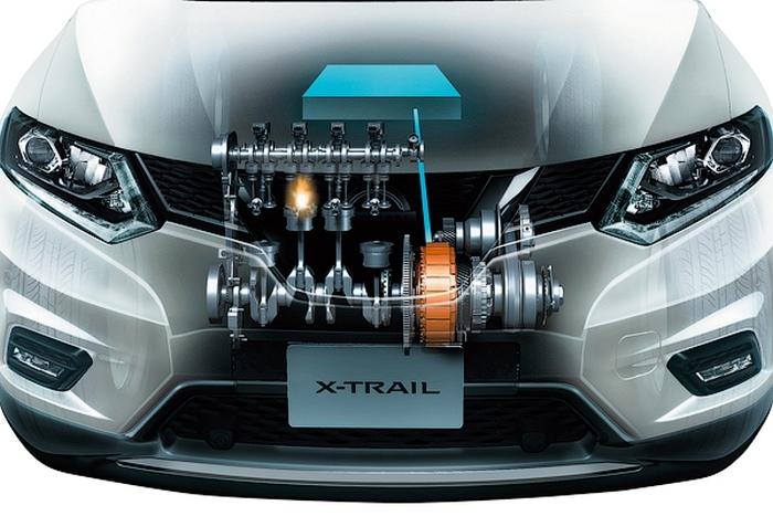 X-Trail Hybrid
