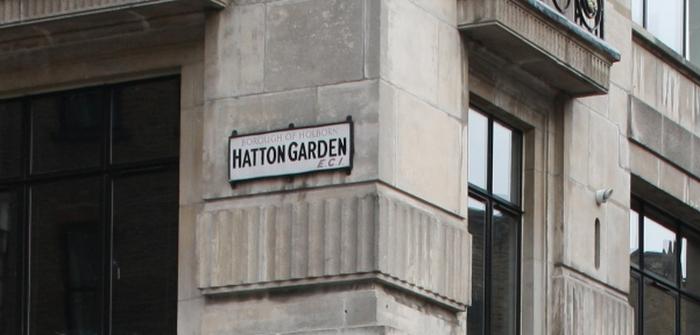Хаттон-Гарден
