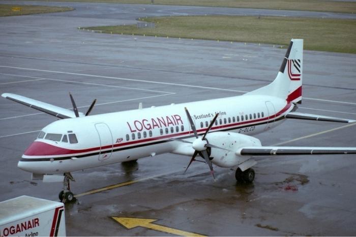 Loganair авіакомпанія
