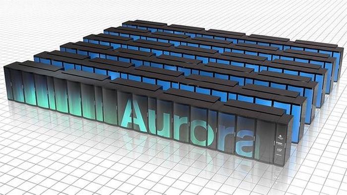 суперкомпютер Aurorа