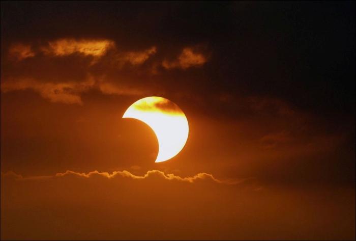 сонце і місяць