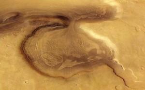 льодовик на Марсі
