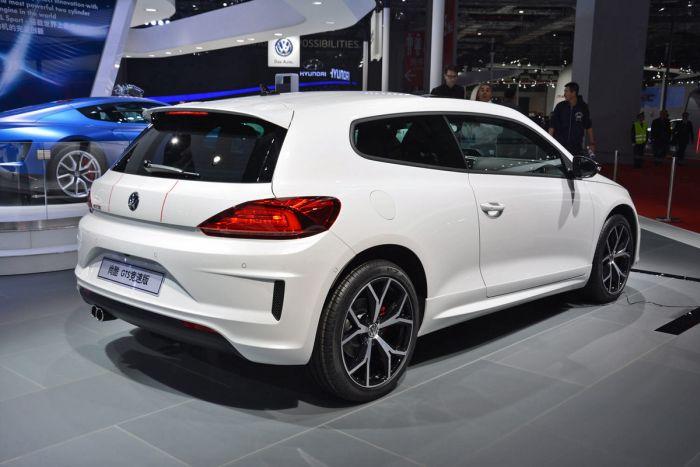 Volkswagen Scirocco GTS 2015