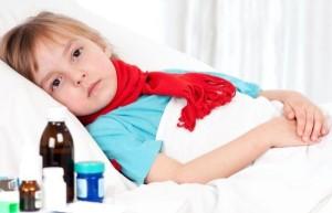 антибіотики і діти