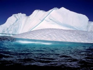 Арктика лід