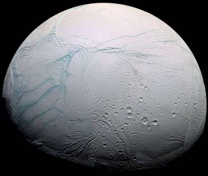 Енцелада сутник сатурна