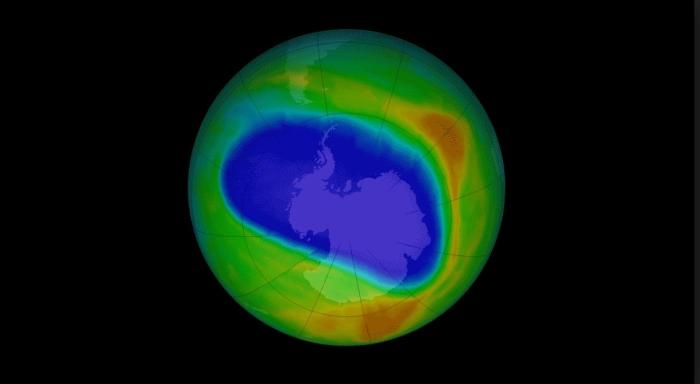 озонова діра