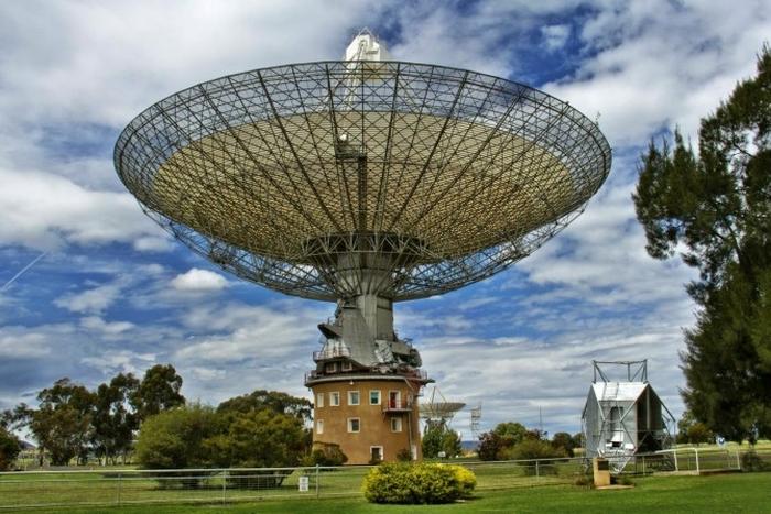 сигнал з космосу