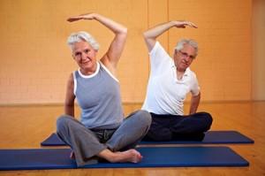 фізичні вправи похилий вік