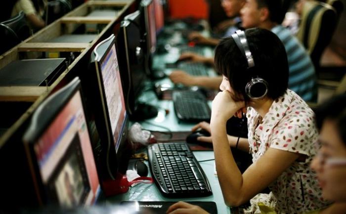компютерний клуб китай