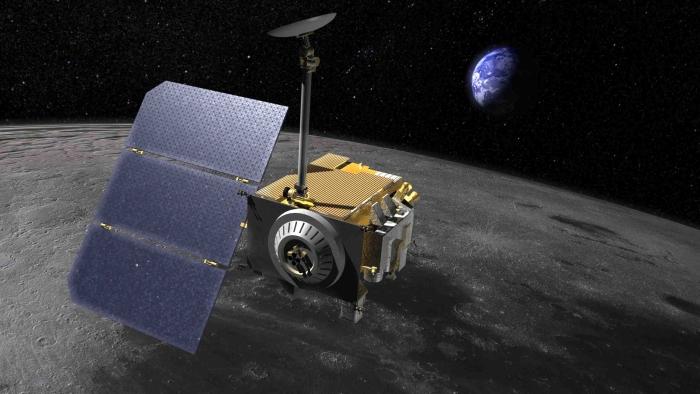 зонд nasa LRO