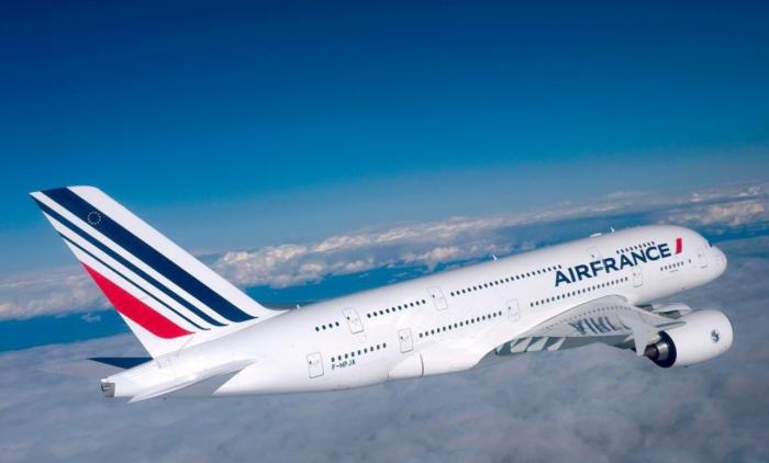 літак Air France