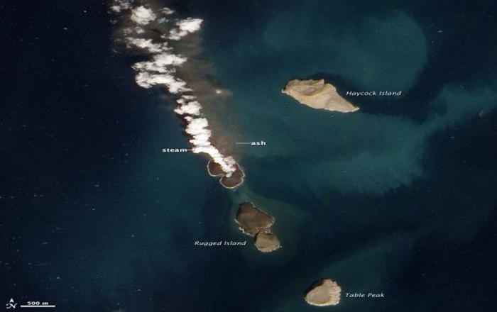 нові острова у червоному морі