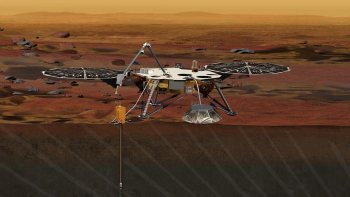 марсохід NASA InSight