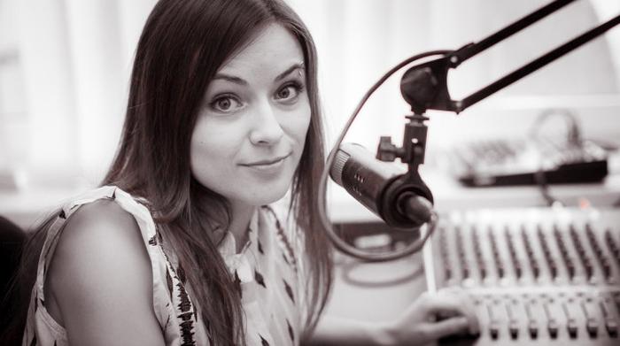 радіоведуча