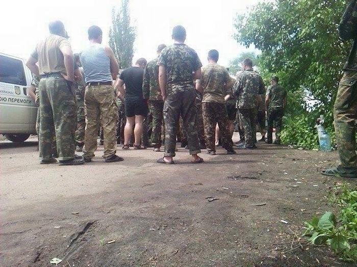 бійці 2 батальйону 17-ої танкової бригади