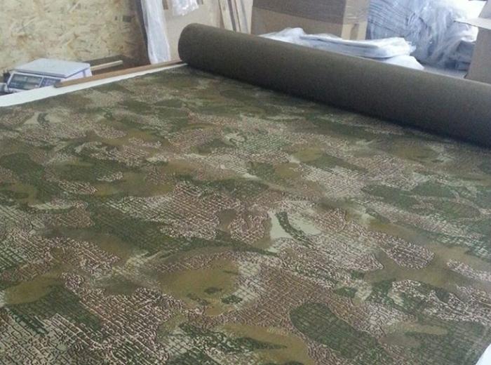 тканини для військової форми
