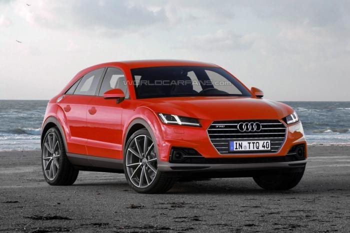Audi TTQ 2017
