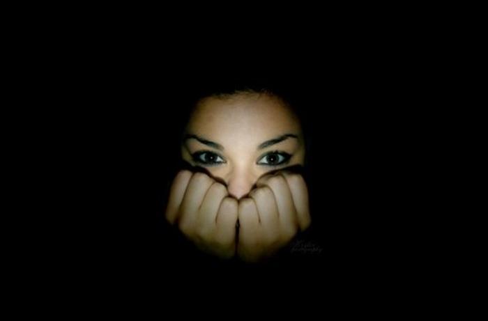 боятися темряви