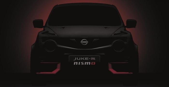 nissan Juke-R Nismo 2015