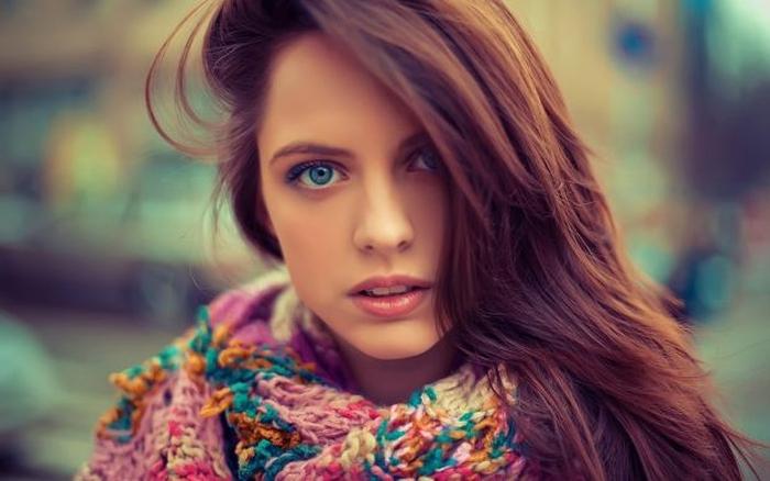 приваблива жінка