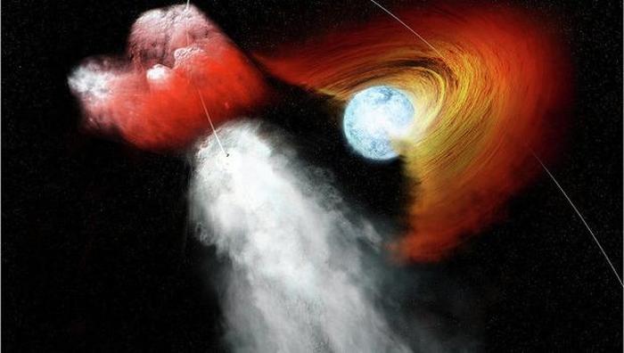 пульсар в системі B1259