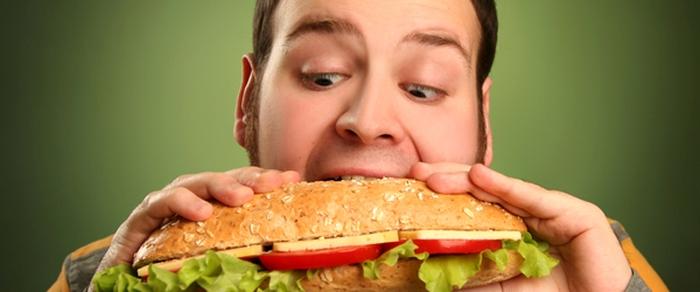 їсти більше