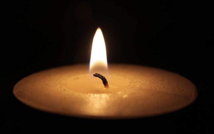 вогонь свічки
