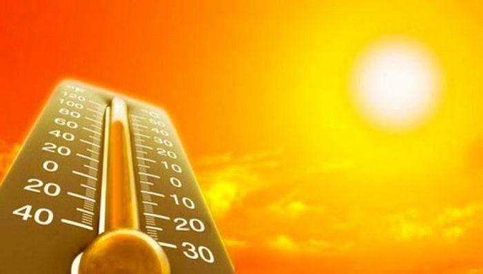 спека на землі