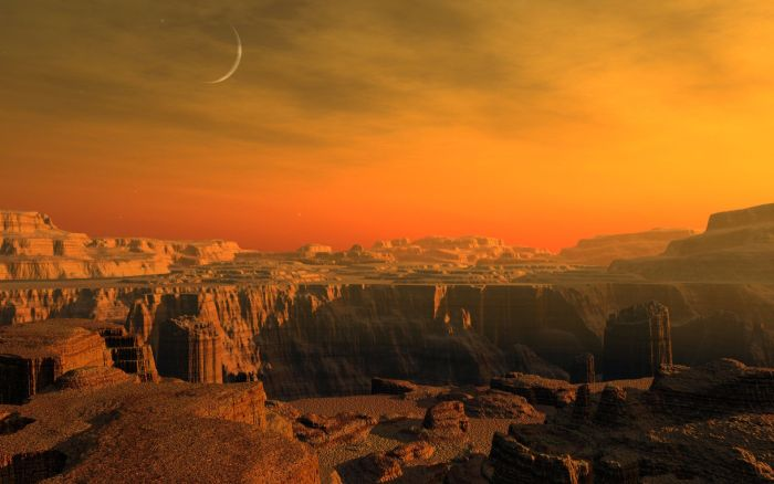 експедиція mars one