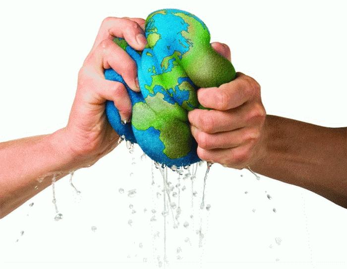 как человек использует водные запасы нашей планеты