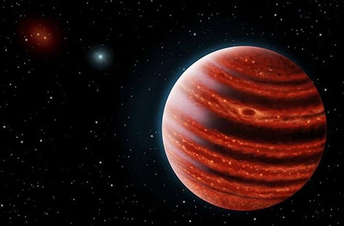 планета 51 Ерідан b