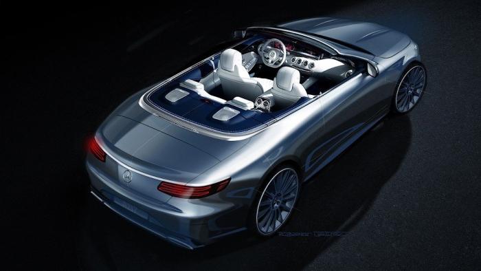 Mercedes-Benz S-Class 2016