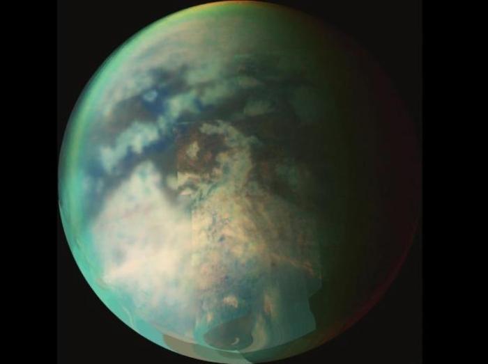 титан супутник сатурна