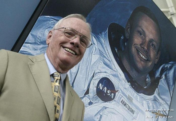 астронавт Базз Олдрин