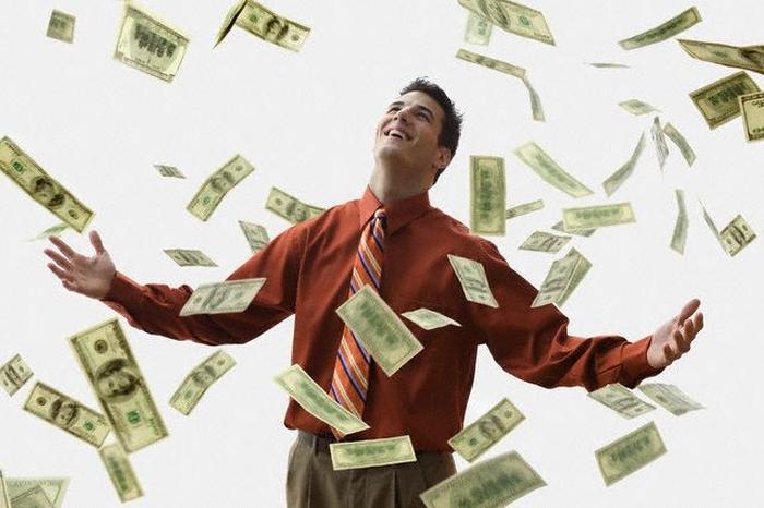 щастя гроші