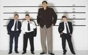 високі люди