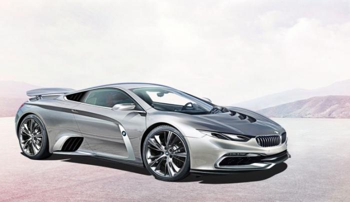 BMW концепт