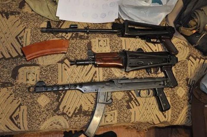 торгівля зброєю
