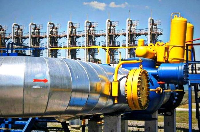 зберігання газу україна